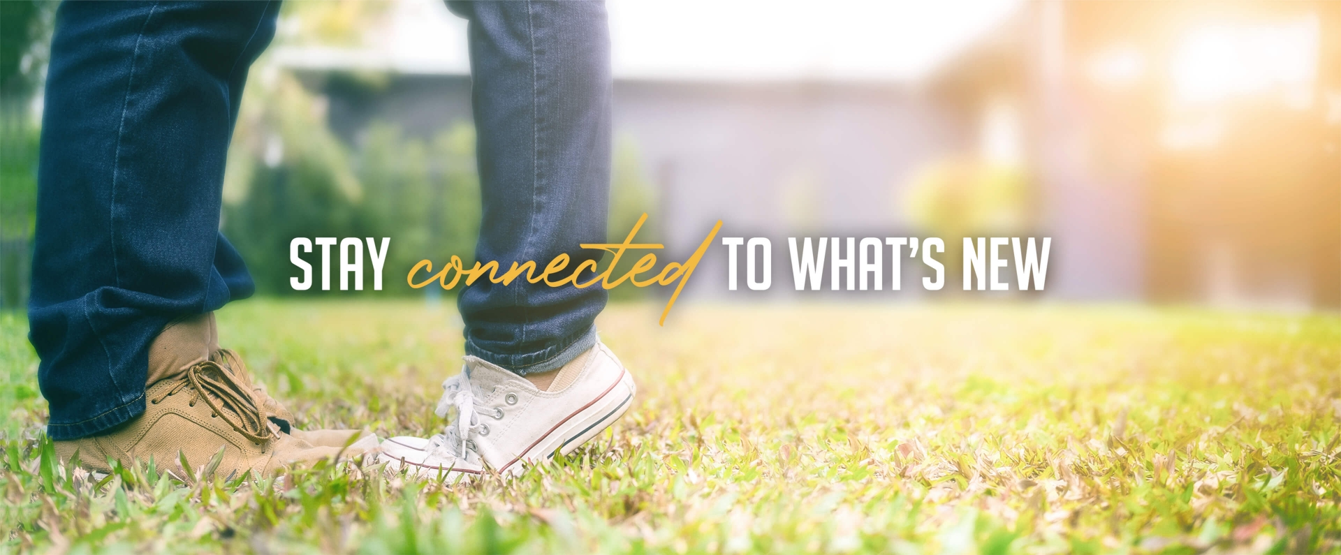 Stay Connected With whats New at The Groves Whittier